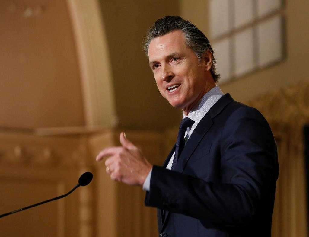 Gavin Newsom to withdraw National Guard troops at border