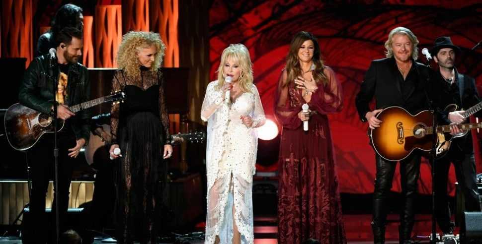 The Dolly Parton Tribute Was One Of The Best Moments From The Grammys