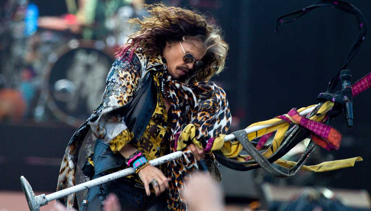 Aerosmith Adds 17 Shows to Its 50th Anniversary Las Vegas Residency