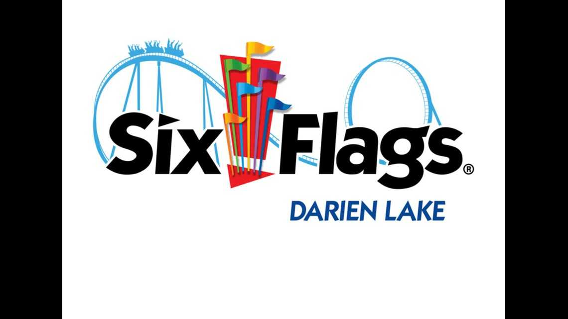 Darien Lake is now officially renamed Six Flags Darien Lake