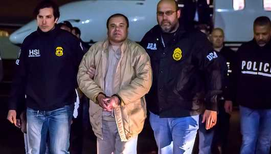 Drug Lord El Chapo Found Guilty on All Counts