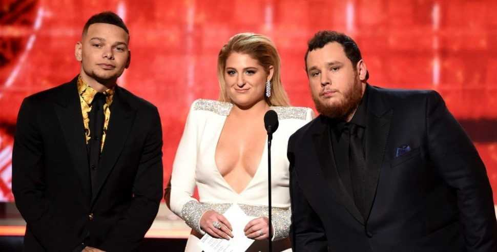 Luke Combs On His Grammy Loss: 'Of Course I Wanted To Win'