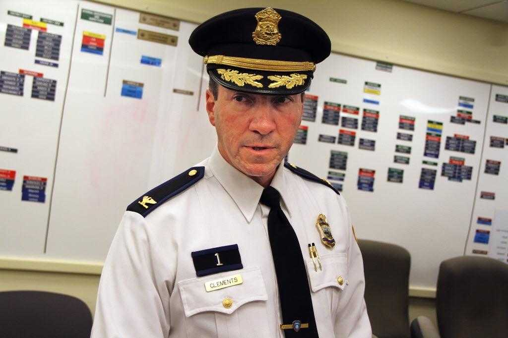 Police chief on crime stats: 'Providence is a safer place'