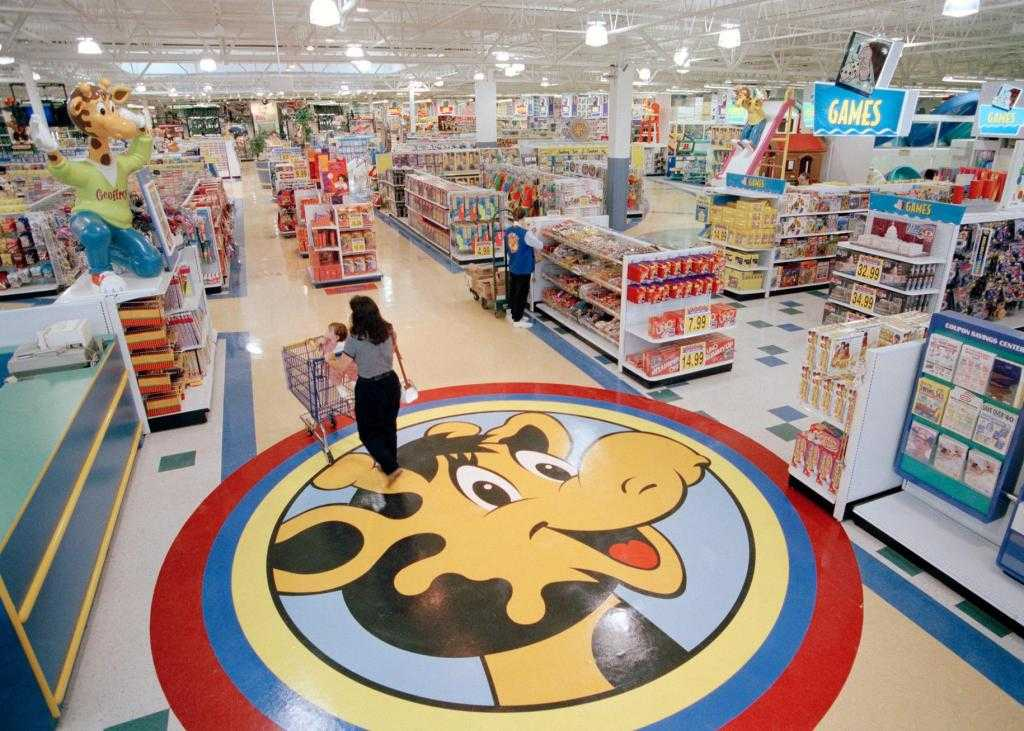 Toys R Us says it will be back by the next holiday season