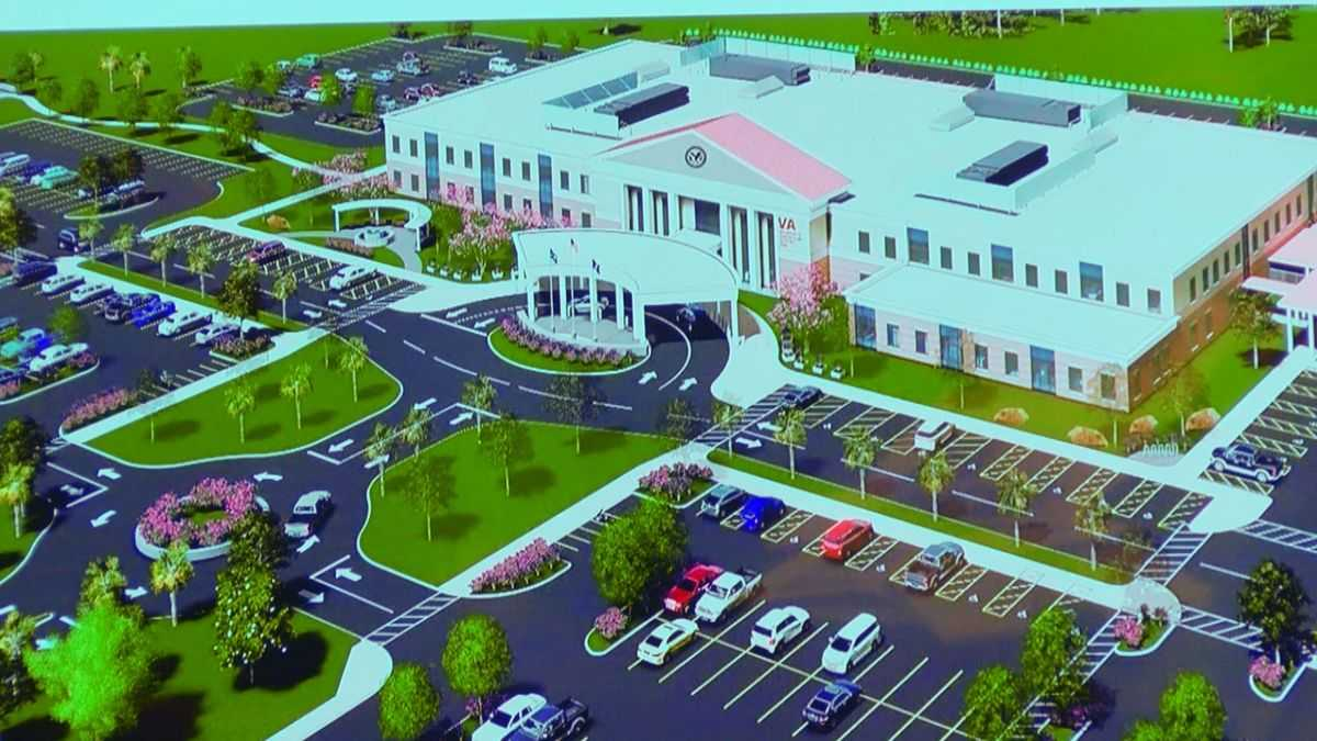 84,000-square foot VA clinic coming to Myrtle Beach
