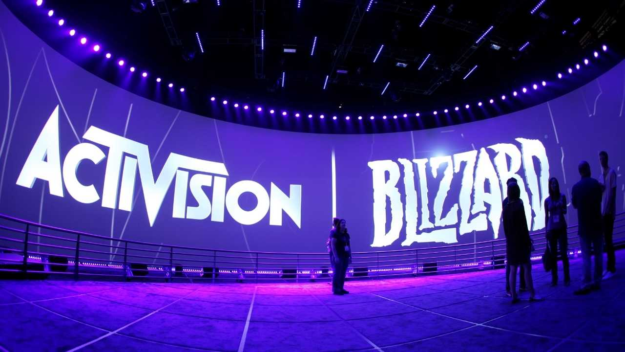 Activision Blizzard Lays Off 8% of Employees in Massive Restructuring