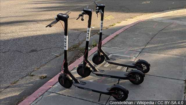 E-scooter bill rolls out of House committee