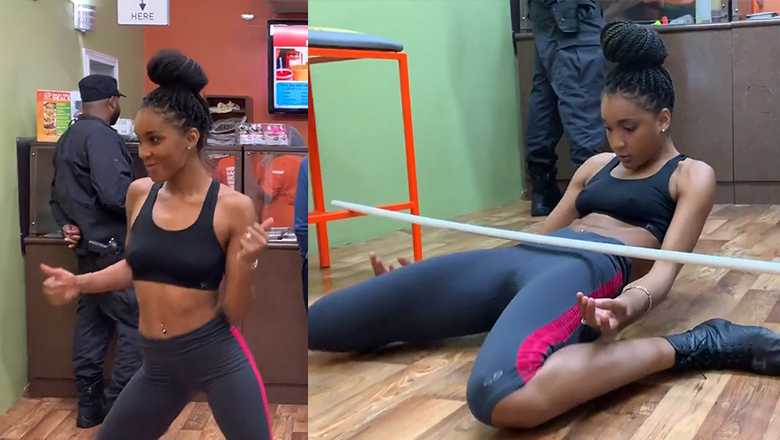 Insanely Flexible Woman's Limbo Skills Will Bend Your Mind