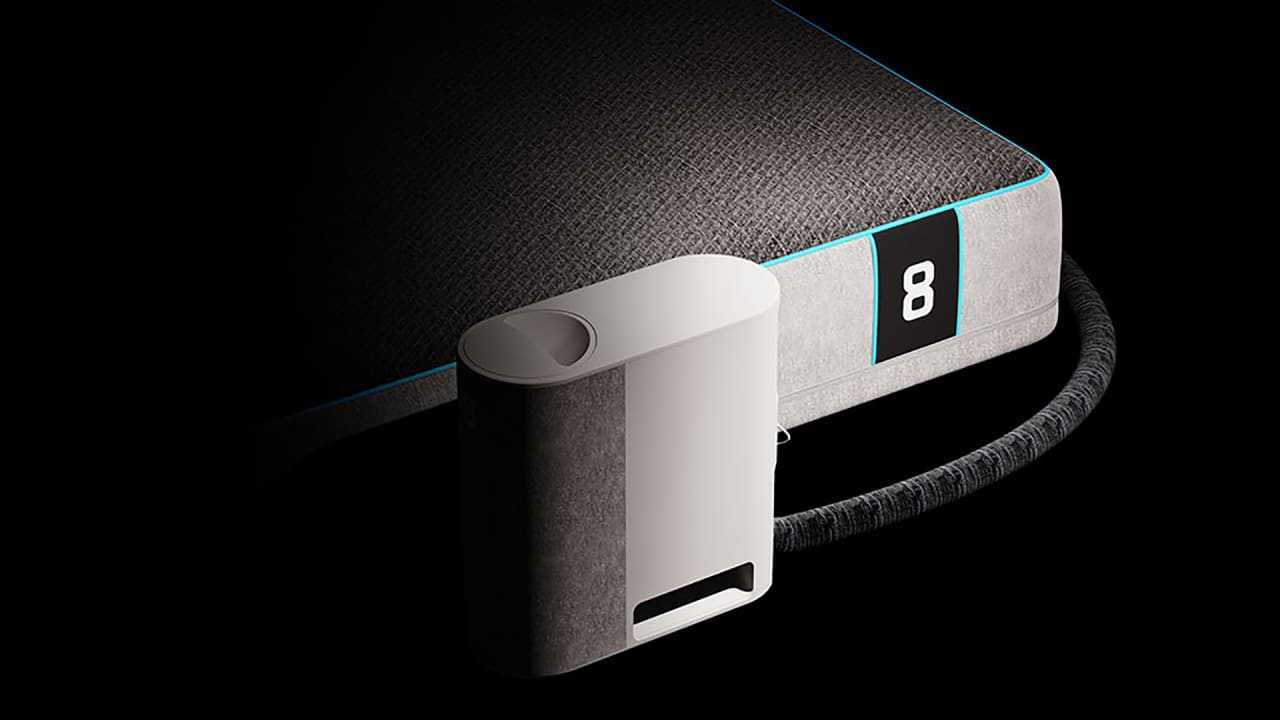 Introducing Eight Sleep's new biometric-monitoring smart bed