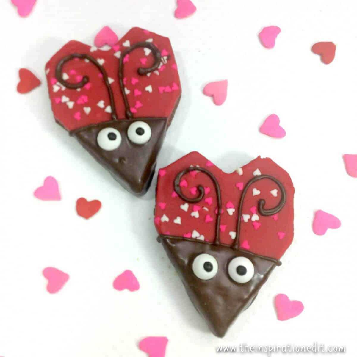 Love Bugs Fun Valentines Day Food Idea · The Inspiration Edit