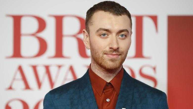 Sam Smith Goes Shirtless In Inspiring Instagram Post On Body Acceptance