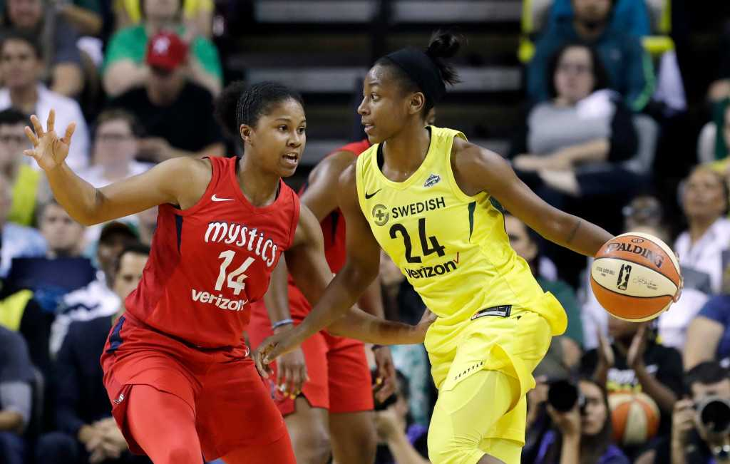 Sparks add veteran defender Tierra Ruffin-Pratt to their roster