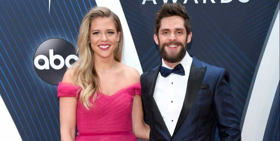 Thomas Rhett Loved His Wife Since They Were Teens