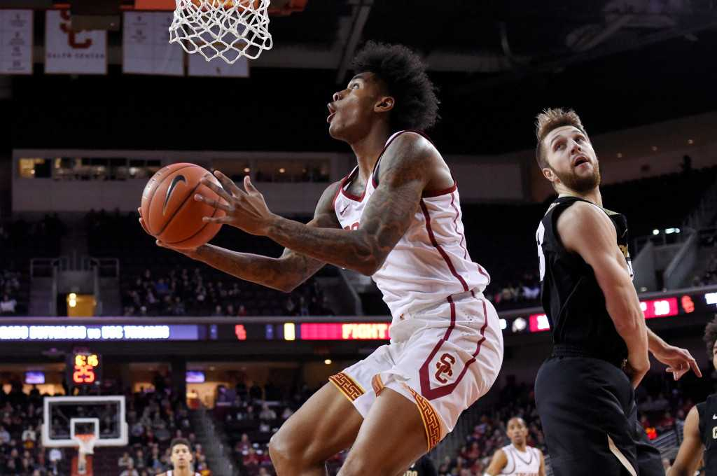 USC freshman Kevin Porter Jr. looking to regain footing after injuries, suspension