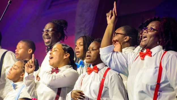Disney California Adventure marks Black History month with gospel choir celebration on Saturday