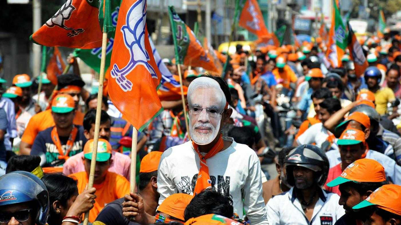 Is the BJP losing its grip on Indian Twitter?