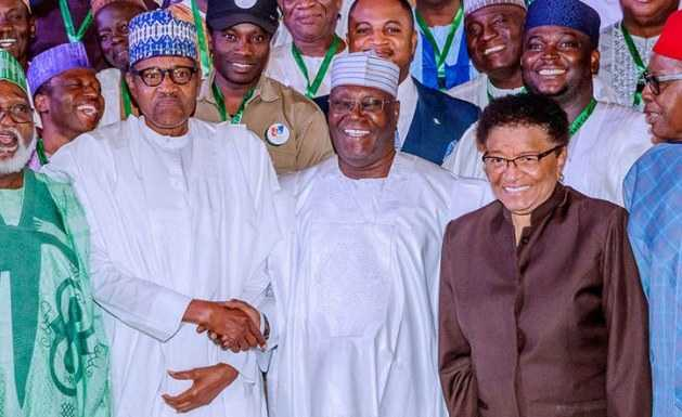 Nigerian Presidential Candidates Sign Another Peace Deal