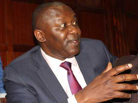 Ojienda cleared for JSC polls after tax row