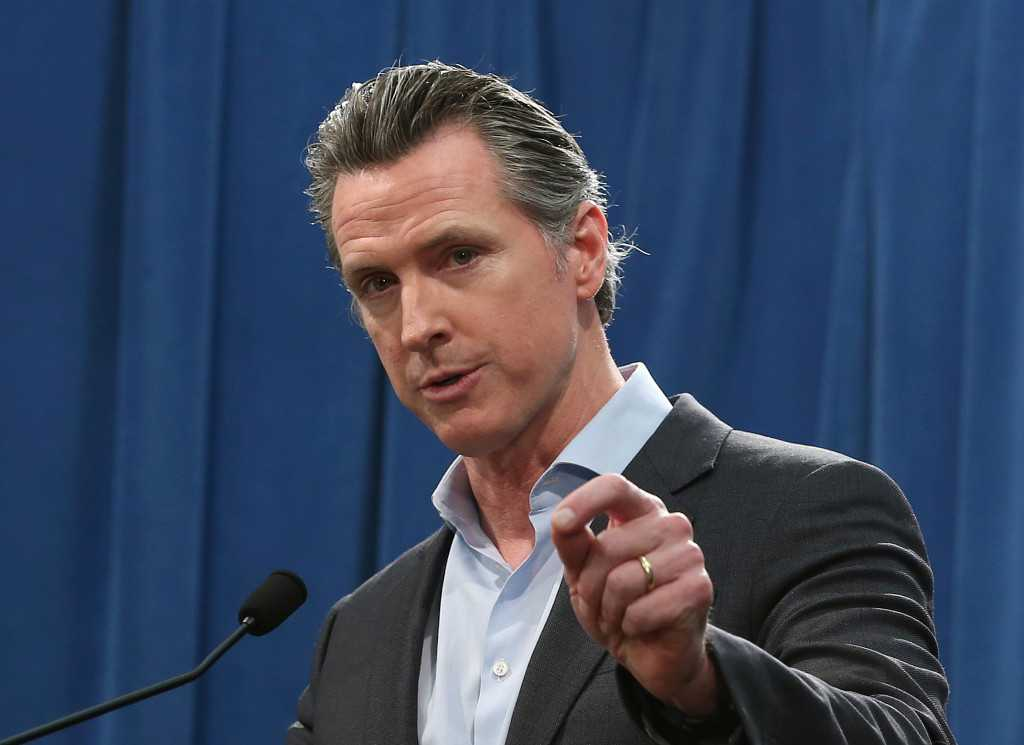 Should Californians get a digital dividend from tech companies? Gov. Newsom says yes