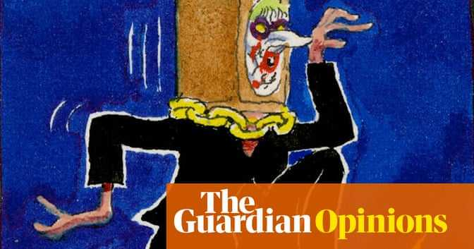 Steve Bell's If ... Theresa May dances away the hours to Brexit