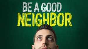 How to be an Ideal Neighbor
