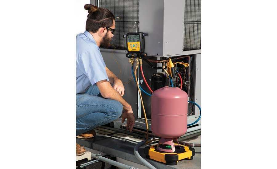 Don't Just Add Refrigerant to a System Before You Know the Issue