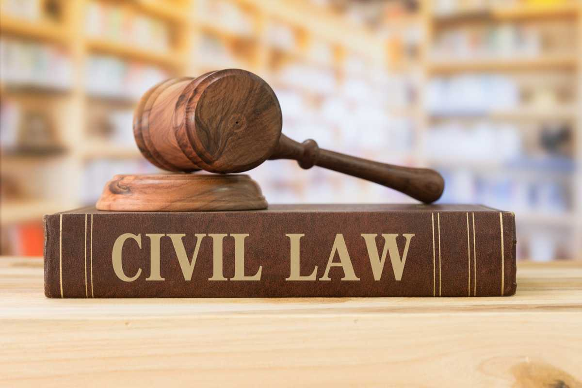 5 Basic Types of Civil Cases