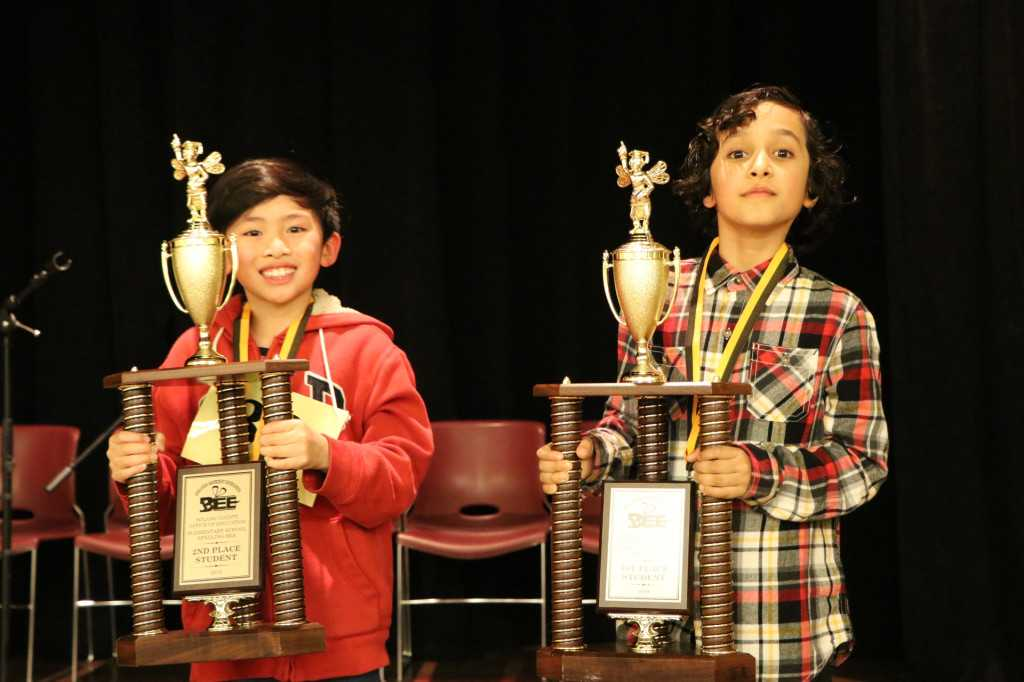 Vallejo, Fairfield youths Solano's top spellers