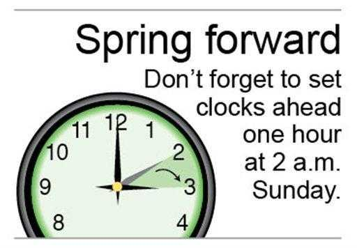 Could Sunday's switch to daylight saving time be permanent?