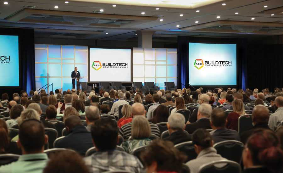 AEC BuildTech: Keynotes, HVAC sessions on VRF and steam, and exhibitors set event apart
