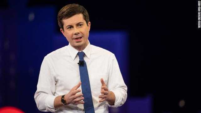"Buttigieg: I'm married because of ""the grace of a single vote on the US Supreme Court"""