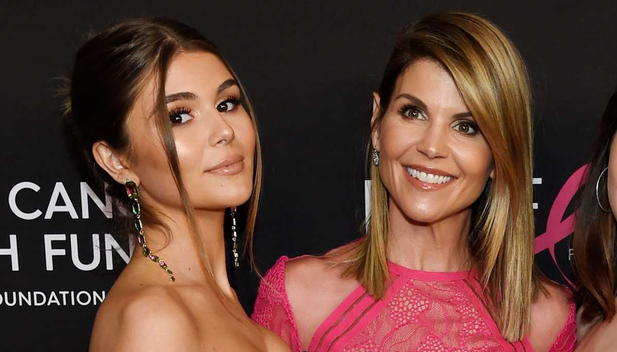 Lori Loughlin's daughter Olivia is being trolled over bribery case: 'Expel this cheater'