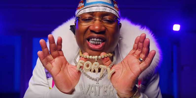 "E-40 Returns with New Single, Visual for ""Melt"""