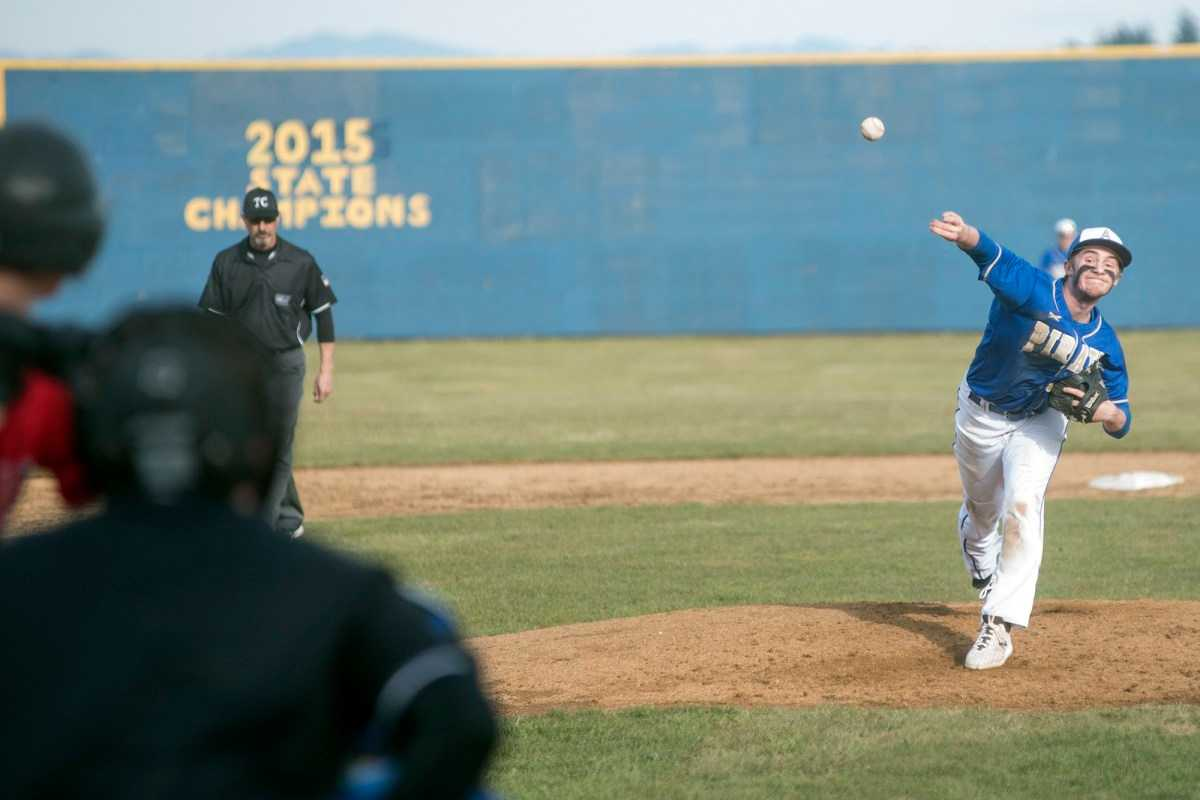 Friday's Prep Baseball: Pirates Shut Down Mossyrock 8-2