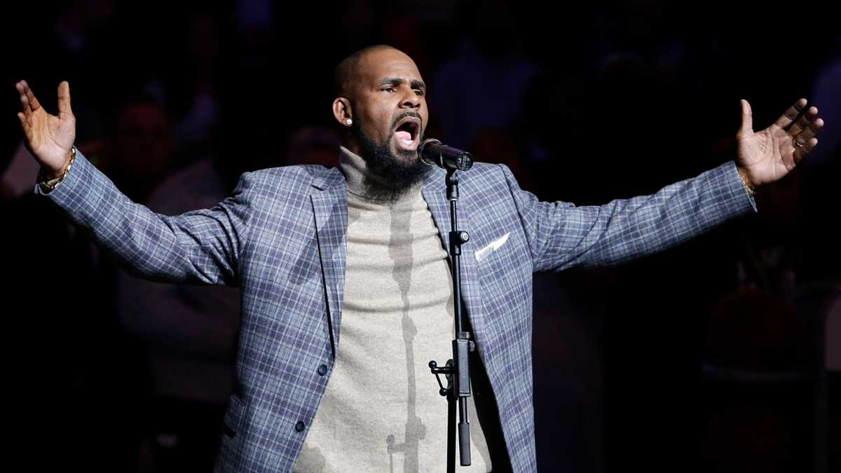 Judge allows courtroom cameras for trial of R. Kelly