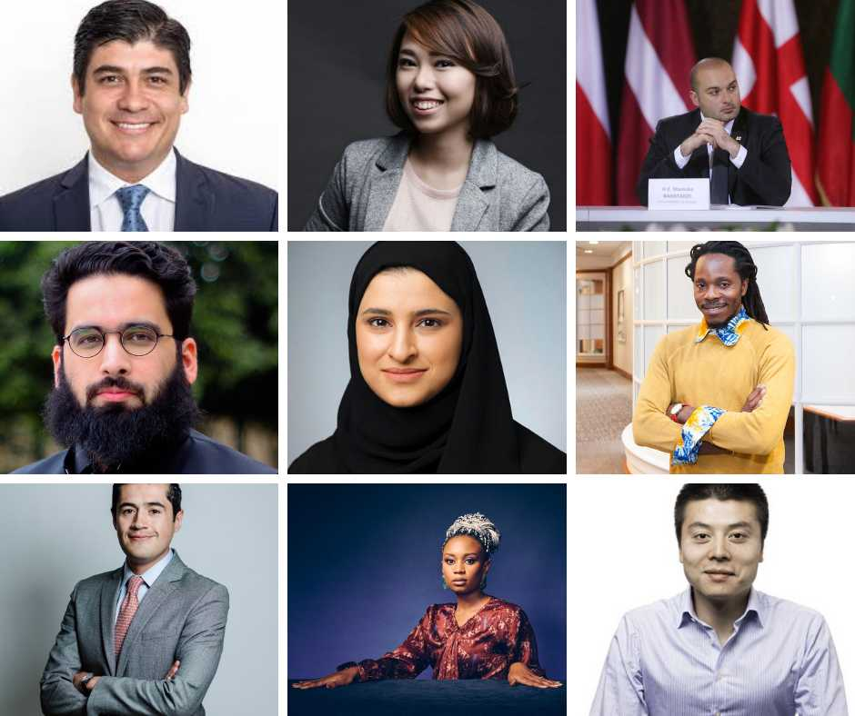 Meet the 2019 Class of Young Global Leaders