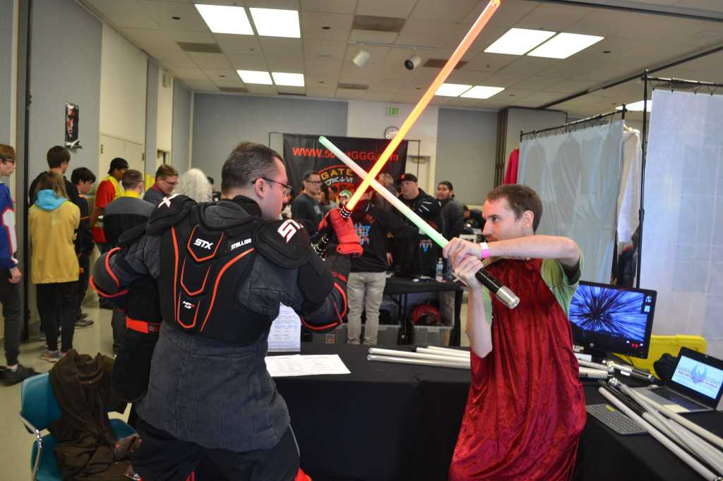 Stars align at Vacaville's first pop culture convention