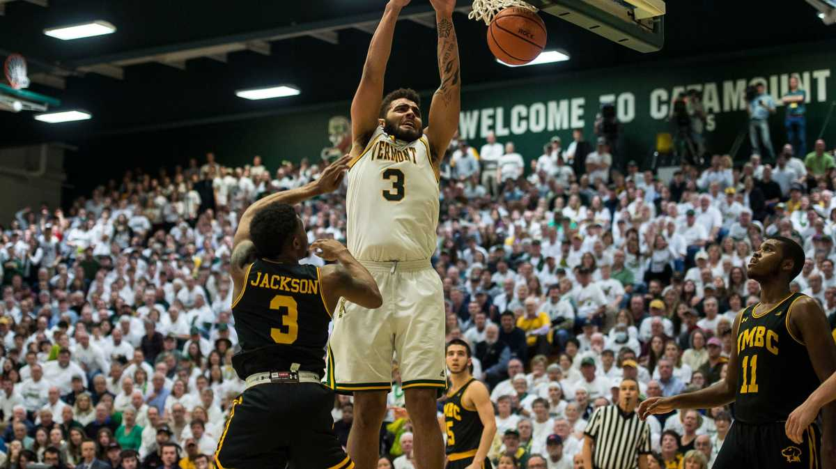 Greece Athena grad Anthony Lamb leads Vermont to NCAA Tournament