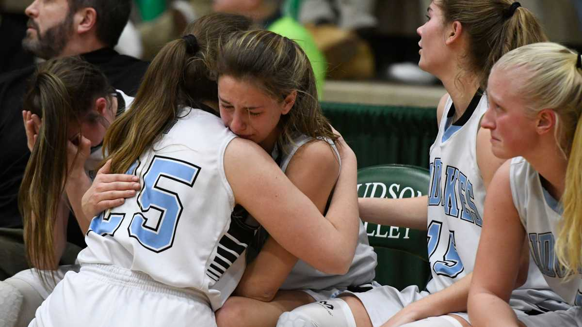 NYSPHSAA girls basketball: Midlakes loses to Irvington in Class B final
