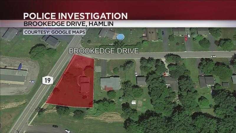 Roads back open after brief police investigation in Hamlin