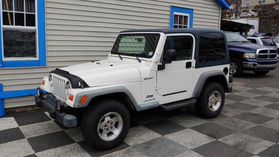 Jeep Wrangler 2003 in Ansonia Norwich Middletown