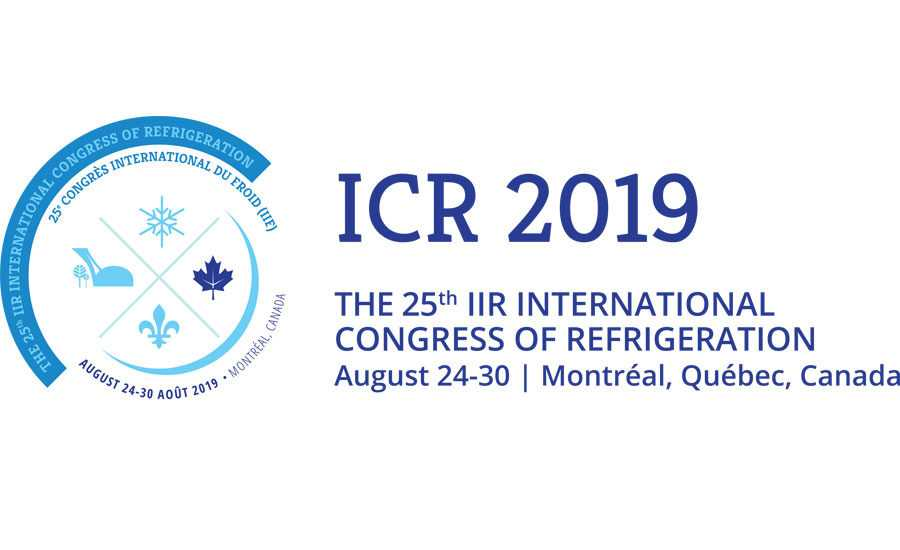 International Congress of Refrigeration to Take Place in August