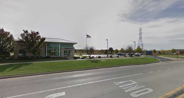 Former Bank Building in Orland Park For Sale