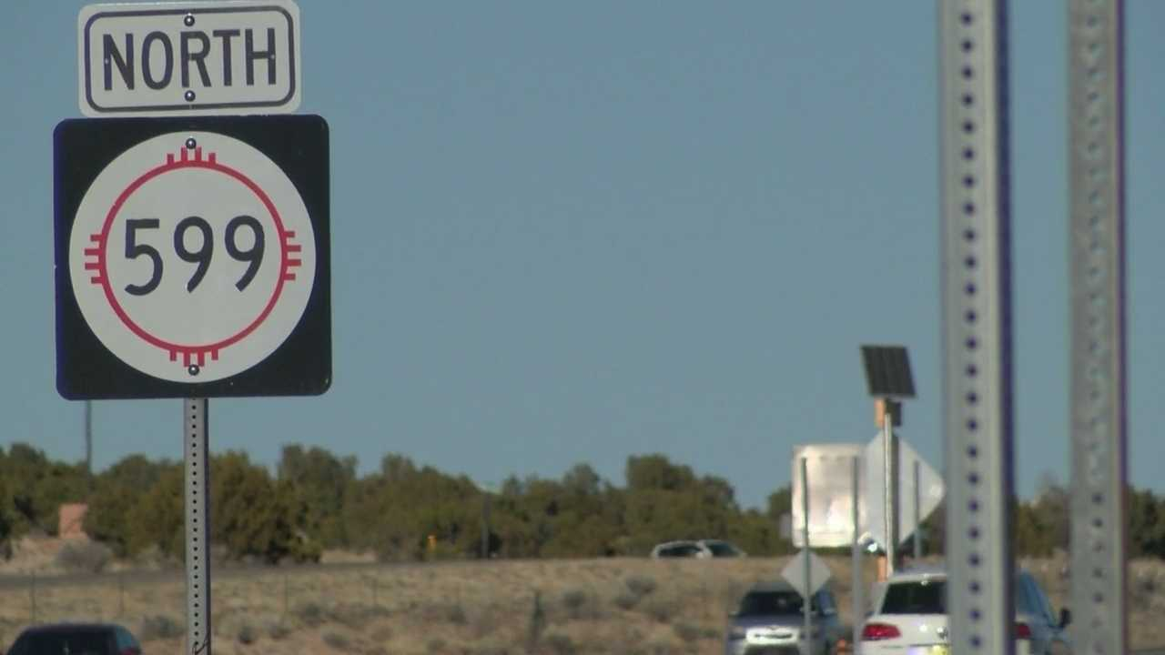 Improvements planned for NM 599 intersection