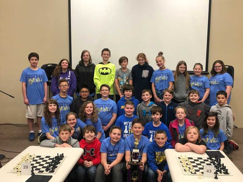 EEI Chess Team Wins First Place in Chess Tourna...