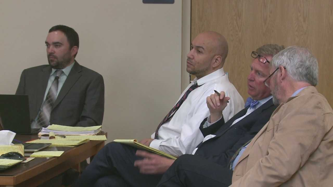 Key witness takes the stand in Davon Lymon trial