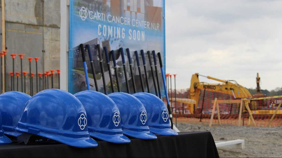New CARTI Cancer Center coming to North Little Rock in Feb. 2020