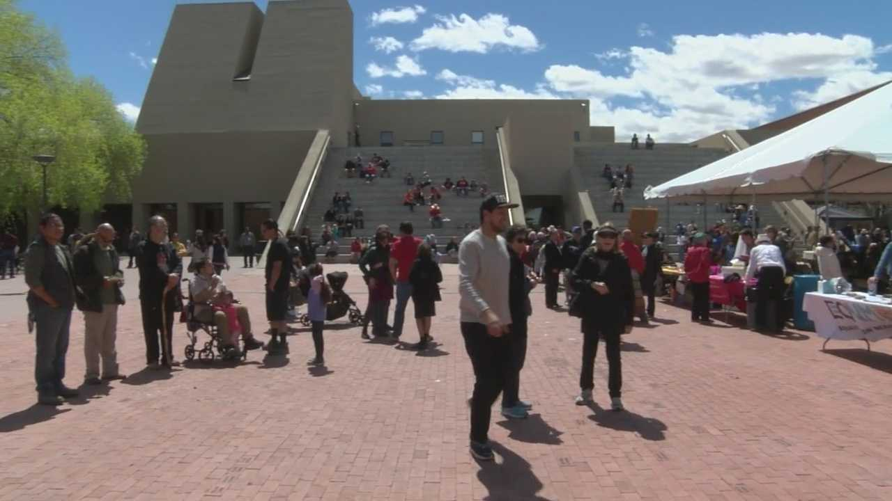 New Mexicans celebrate 26th Annual Cesar Chavez Day