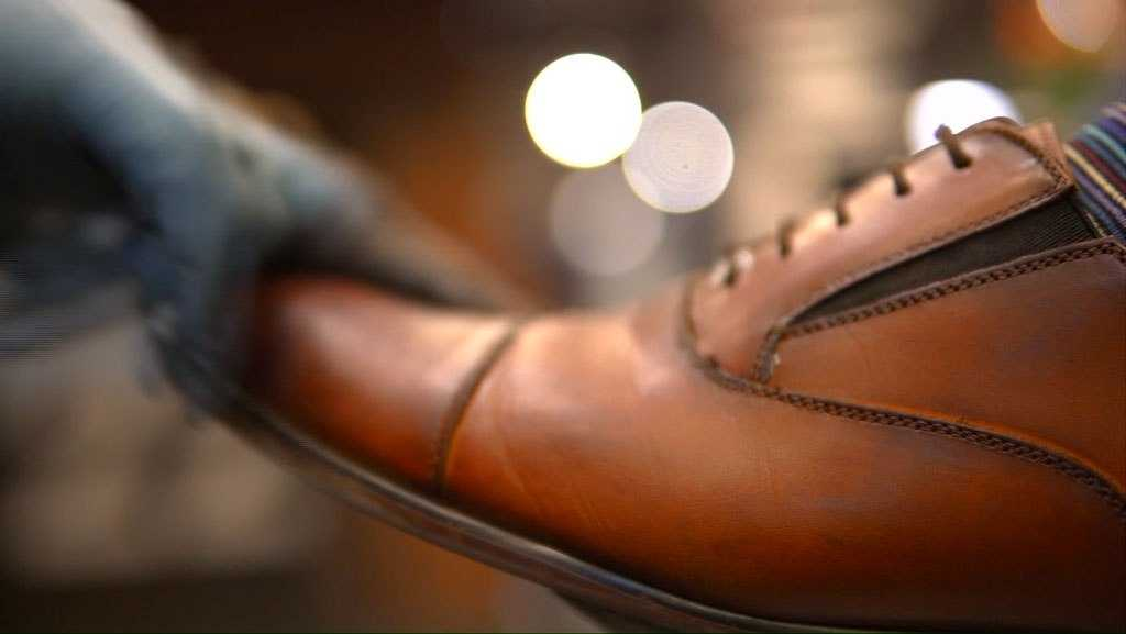 Shoeshine Guild Goes Beyond The Luster To Embrace Kindness, Save Lives
