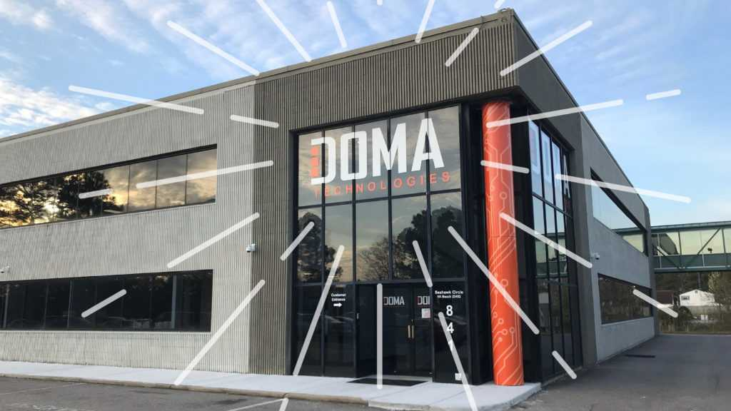 DOMA's Building Gets Major Upgrades ⋆ Doma Technologies